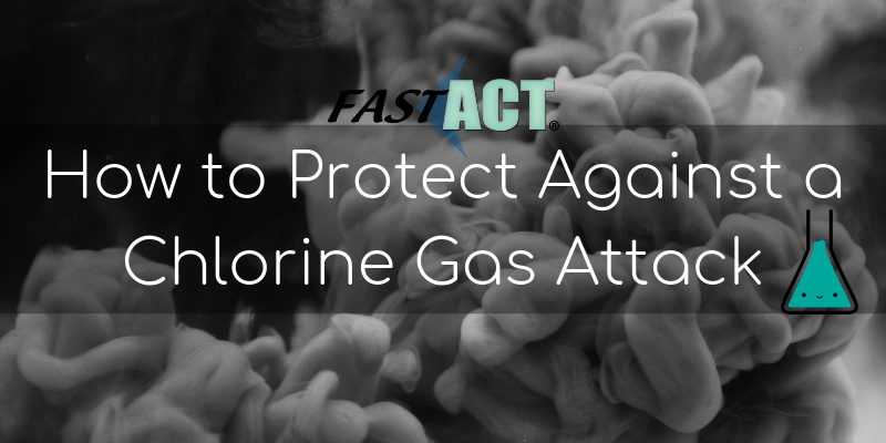 How to Protect Against a Chlorine Gas Attack