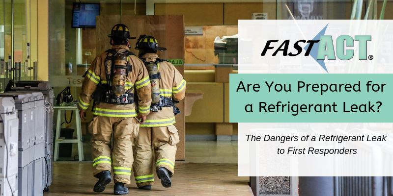 Are You Prepared for a Refrigerant Leak