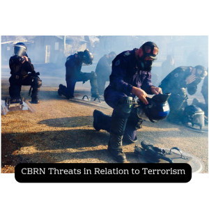 CBRN Threats in Relation to Terrorism