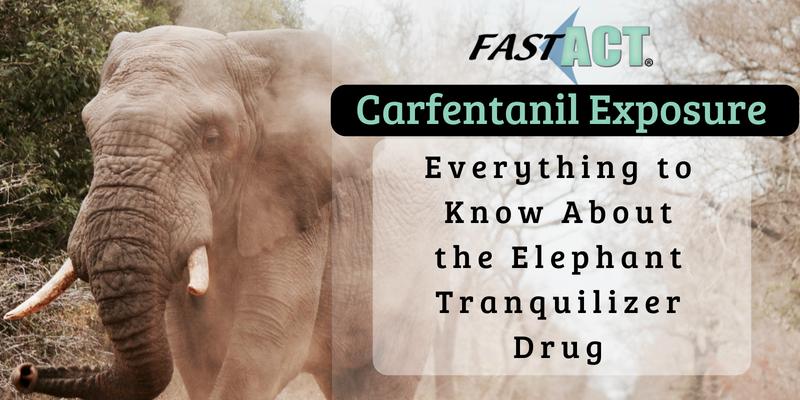 Carfentanil exposure