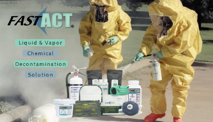Chemical Decontamination Solution