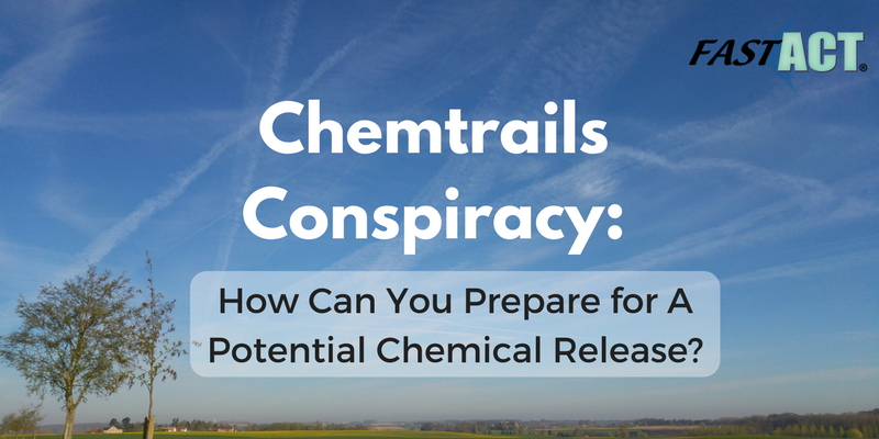 Chemtrails Conspiracy- How Can You Prepare for A Potential Chemical Release