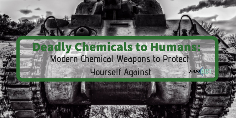 Modern Chemical Weapons