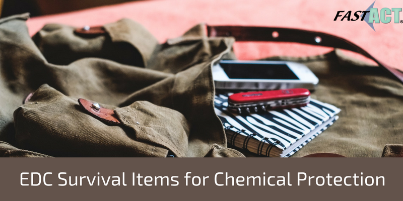 EDC Survival Items for Chemical Protection