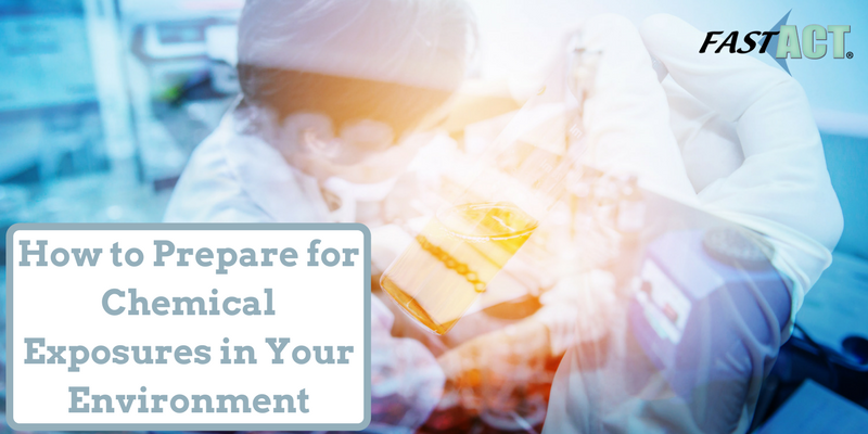How to Prepare for Chemical Exposures in Your Environment