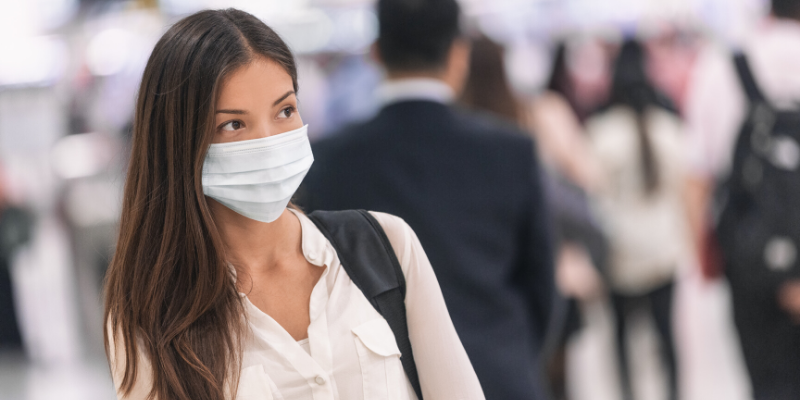 When to Use a Surgical Face Mask of FFP3 Respirator