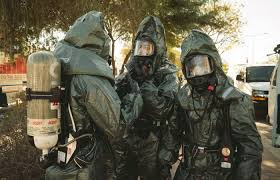 decontaminate chemical warfare agents