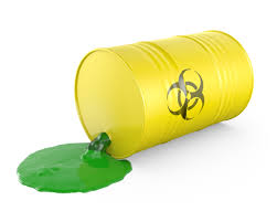 how to clean a chemical spill