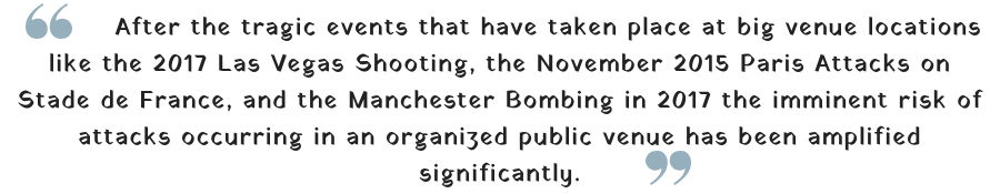 Planned Terrorist Attack
