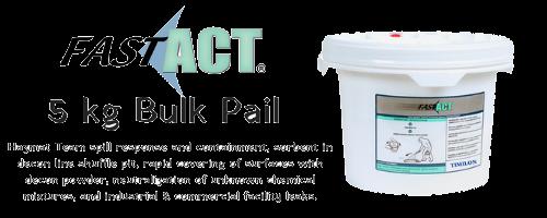 FAST-ACT 5 kg Bulk Pail