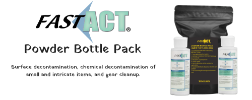 FAST-ACT Powder Bottle Pack